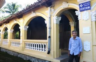 Độc đáo kiến trúc đình Phú Nhuận, Phú Tự