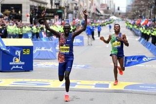 Lawrence Cherono giành chức vô địch Chicago Marathon 2019