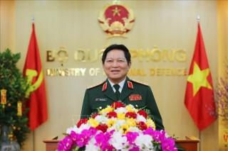 Đoàn Đại biểu Quân sự cấp cao Việt Nam thăm Liên minh châu Âu và ký Hiệp định FPA