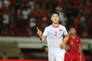 Việt Nam thắng Indonesia 3-1 vòng loại World Cup 2022