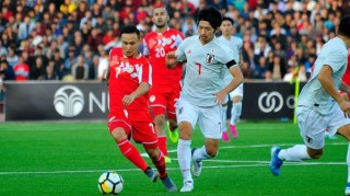 Bảng F vòng loại World Cup 2022:  Nhật Bản thể hiện sức mạnh vượt trội