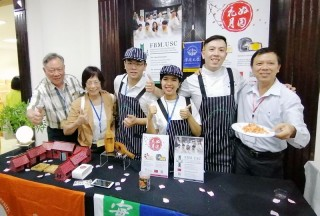 Mứt dừa Bến Tre được báo cáo tại hội thảo khoa học quốc tế về ẩm thực
