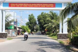 Hội Cựu chiến binh Thạnh Phước tích cực đóng góp xây dựng nông thôn mới