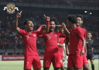 U19 Indonesia đánh bại U19 Trung Quốc 3-1
