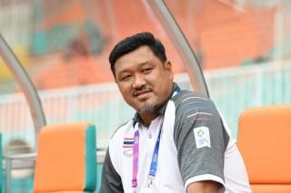 HLV Worrawoot Srimaka U22 Thái Lan tin đủ sức giành HCV bóng đá nam SEA Games 30