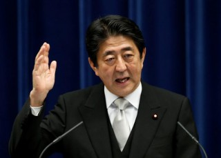 Thủ tướng Nhật Bản yêu cầu Trung Quốc kiềm chế hành vi ở Biển Đông