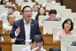 Đại biểu Quốc hội đơn vị tỉnh thảo luận dự thảo Bộ luật Lao động (sửa đổi)