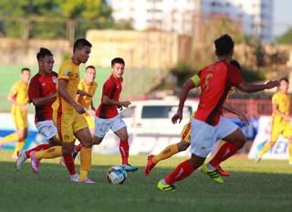 Phố Hiến 0-1 Thanh Hóa: Thanh Hóa trụ hạng V.League