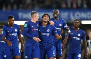 Man City giành quyền vào vòng Tứ kết Cúp Liên đoàn Anh