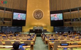 Việt Nam đánh giá cao vai trò của Tòa Công lý Quốc tế