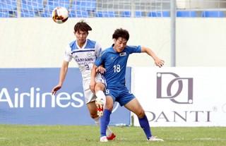 Đội bóng do HLV Park Hang Seo giới thiệu lại trắng tay tại giải U21 Quốc tế