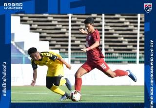 U19 Thái Lan và U19 Campuchia thắng đậm