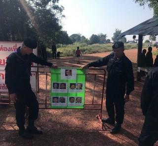 Tạm thời đóng cửa các cửa khẩu phụ dọc biên giới Campuchia - Thái Lan