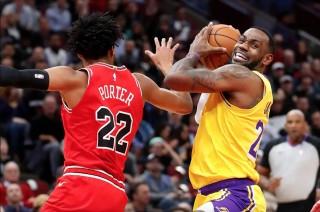 Kết quả NBA ngày 6-11-2019: LA Lakers và Boston Celtics tiếp tục bay cao