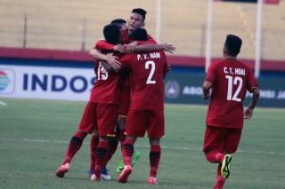 U19 Việt Nam vs U19 Mông Cổ (FT: 3-0): Thắng lợi nhẹ nhàng
