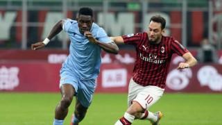Đánh bại AC Milan, Lazio vươn lên Top 4