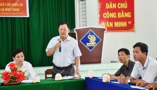 Mô hình Ban tuyên truyền, vận động ở Bình Thành