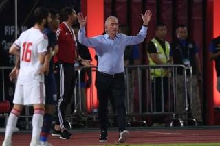 HLV đội tuyển UAE đang chịu nhiều sức ép