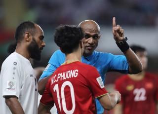 AFC công bố tổ trọng tài bắt chính các trận đấu ở vòng loại World Cup 2022
