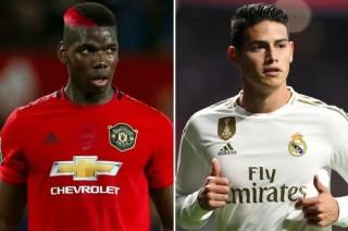 Tin bóng đá 9-11-2019: Real Madrid muốn trao đổi cầu thủ với MU