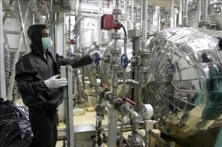 Iran xác nhận làm giàu urani đến 5%