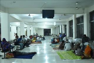 Bangladesh sơ tán khoảng 100.000 người để tránh sự tàn phá của bão Bulbul