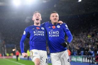 Leicester đánh bại Arsenal 2-0