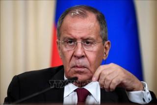 Ngoại trưởng Nga thăm Nhật Bản sẽ thúc đẩy đàm phán hiệp ước hòa bình
