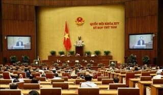 Quốc hội thảo luận Báo cáo nghiên cứu khả thi dự án sân bay Long Thành giai đoạn 1