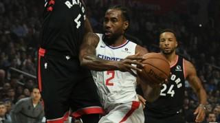 Kết quả NBA ngày 12-11-2019: Kawhi Leonard đánh bại đội bóng cũ