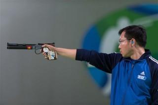 """Người hùng Hoàng Xuân Vinh đã thất bại ở chính nội dung """"tủ"""" 10m súng ngắn"""