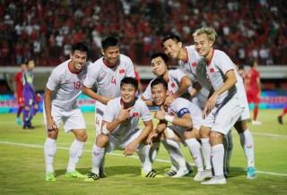 Chốt danh sách cầu thủ tuyển Việt Nam gặp UAE