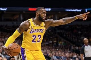 Bảng xếp hạng NBA ngày 13-11-2019: Boston Celtics và LA Lakers đứng đầu Đông - Tây