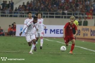 Báo Hàn Quốc đã đưa tin về trận thắng UAE của đội tuyển Việt Nam
