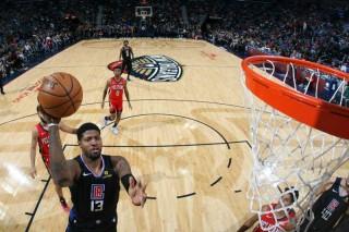 Kết quả NBA ngày 15-11-2019: Paul George ra mắt LA Clippers thất bại
