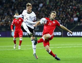 Vòng loại EURO 2020:  Đức và Hà Lan giành vé dự vòng chung kết
