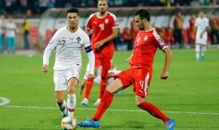 Vòng loại EURO 2020:  Bồ Đào Nha và Anh ghi danh vào vòng chung kết Euro