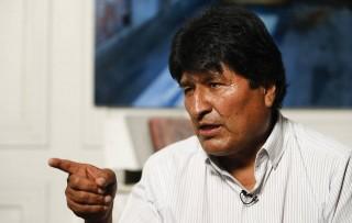 Cựu Tổng thống Morales cảnh báo khủng hoảng Bolivia có thể bùng phát thành nội chiến