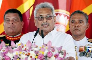 Ông Gotabaya Rajapaksa tuyên thệ nhậm chức Tổng thống Sri Lanka