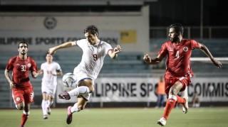 Vòng loại World Cup 2022:  Philippines thất bại trước Syria