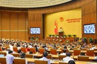 Thông cáo số 23 Kỳ họp thứ 8, Quốc hội khóa XIV