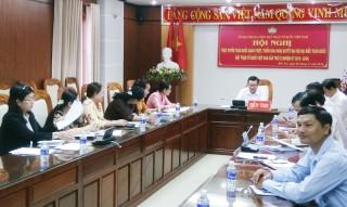 Hội nghị trực tuyến triển khai Nghị quyết Đại hội đại biểu MTTQ Việt Nam lần thứ IX, nhiệm kỳ 2019-2024