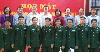 Đoàn đại biểu Quốc hội tỉnh họp mặt học viên, sinh viên Bến Tre tại Hà Nội