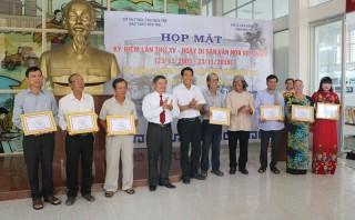 Kỷ niệm lần thứ 15 Ngày Di sản văn hóa Việt Nam