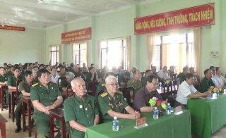 Họp mặt kỷ niệm 30 năm Ngày thành lập Hội Cựu chiến binh Việt Nam