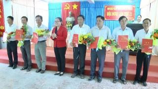 Hội nghị Ban Chấp hành Đảng bộ huyện Mỏ Cày Nam lần 21