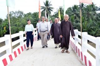 Hội Khoa học kỹ thuật cầu đường tỉnh vận động xây dựng mới 140 cầu
