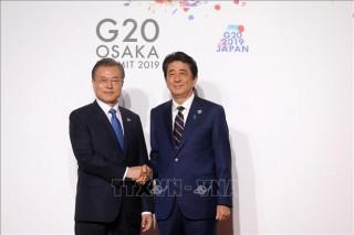 Hàn Quốc xác nhận thời gian diễn ra cuộc gặp thượng đỉnh Hàn - Nhật