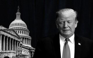 Hạ viện Mỹ mất 6 tiếng căng thẳng để luận tội Tổng thống Trump