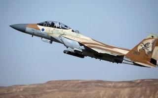 Israel tấn công các mục tiêu Hamas ở Gaza